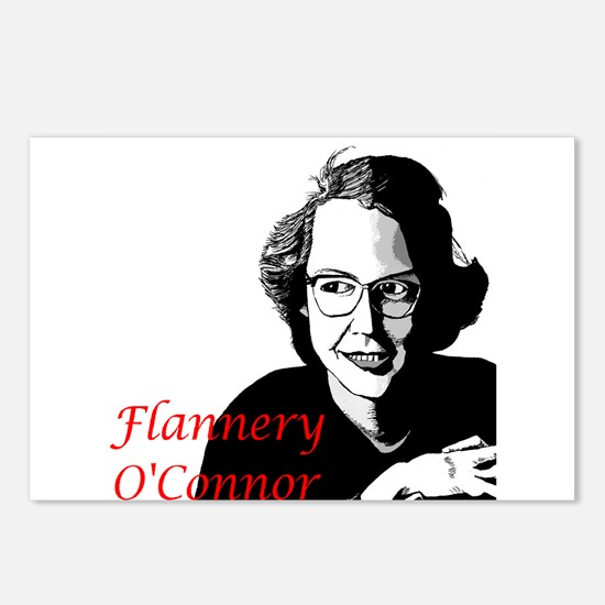 Flannery O'Connor Postcards (Package of 8)
