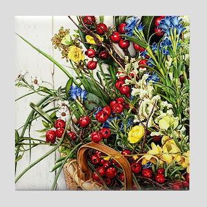 For Barbara Tile Coaster