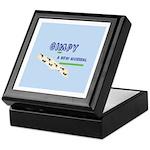 Gimpy Logo Keepsake Box