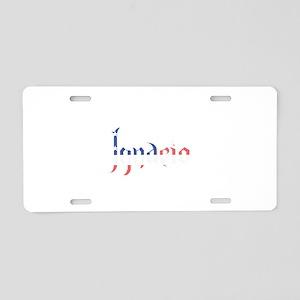 Ignacio Aluminum License Plate