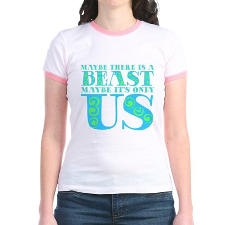 Maybe there is a Beast Jr. Ringer T-Shirt