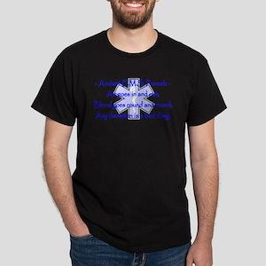 Ancient EMS Proverb Dark T-Shirt