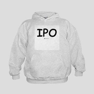 IPO - Baby Geek  Kids Hoodie