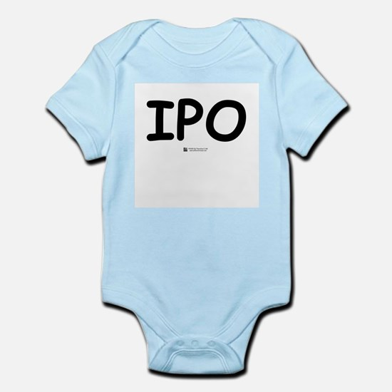 IPO - Baby Geek  Infant Creeper