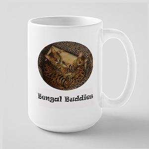 Bengal Buddies 2 Mugs