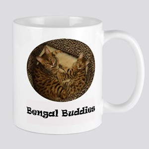 Bengal Buddies 2 Mugs