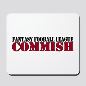 Fantasy Football Commish Mousepad