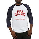 Bay Harbor Butcher Miami FL Baseball Jersey