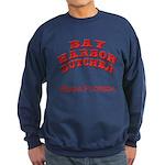 Bay Harbor Butcher Miami FL Sweatshirt (dark)