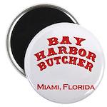 Bay Harbor Butcher Miami FL Magnet