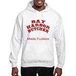 Bay Harbor Butcher Miami FL Hooded Sweatshirt
