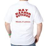 Bay Harbor Butcher Miami FL Golf Shirt