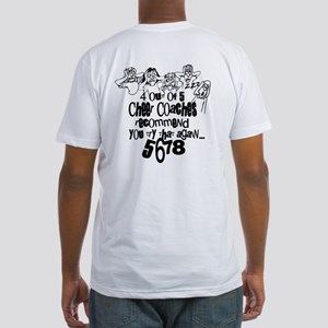 4 out of 5 Fitted T-Shirt