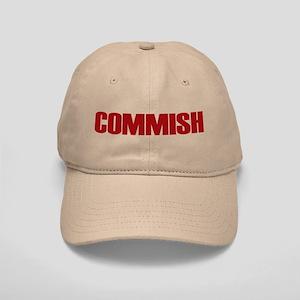 Commish (Red) Cap
