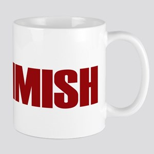 Commish (Red) Mug