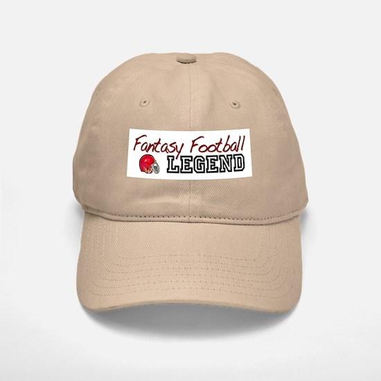 Fantasy Football Legend Baseball Baseball Cap