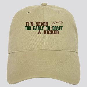 Fantasy Football Draft Kicker Cap
