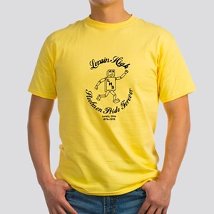 LHS Steelmen Pride Yellow T-Shirt