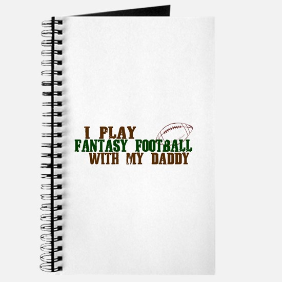 Fantasy Football with Daddy Journal