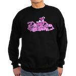 DirtDivaPink Sweatshirt (dark)