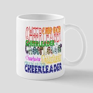 Multi Cheerleader Mug