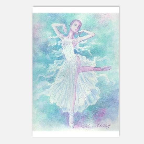 Joy Ballet Postcards (Package of 8)