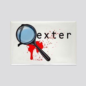 Dexter 1 Rectangle Magnet
