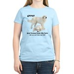 Great Pyrenees Potato Chip Women's Light T-Shirt