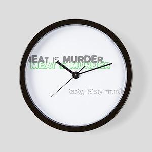 tasty Wall Clock