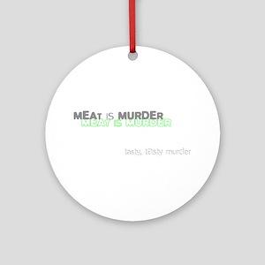 tasty Ornament (Round)