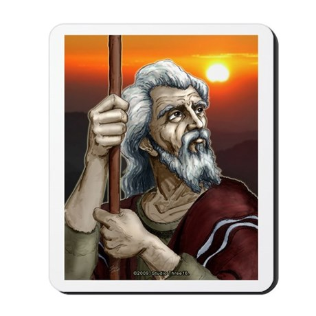 """""""The Patriarch"""" Mousepad"""