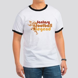 Retro Fantasy Football Legend Ringer T