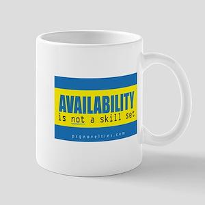 Availability Header  Mugs