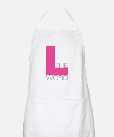 The L Word BBQ Apron