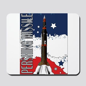 Pershing Missile ICBM Mousepad