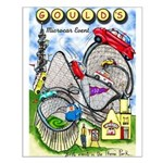 Gould's Tenth Classic Event Small Poster