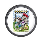 Gould's Tenth Classic Event Wall Clock