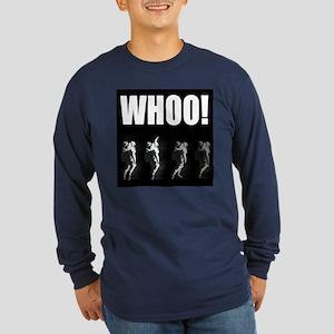 Moonwalk Long Sleeve Dark T-Shirt