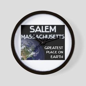 salem massachusetts - greatest place on earth Wall