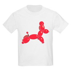Red Balloon Doggies T-Shirt