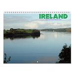 Ireland Scenic Wall Calendar