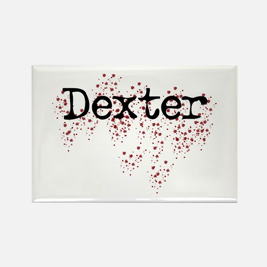 Dexter Fan Rectangle Magnet