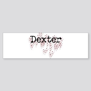 Dexter Fan Bumper Sticker