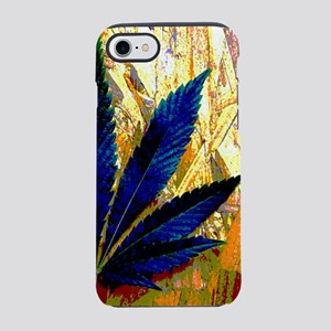 Indica Leaf iPhone 7 Tough Case