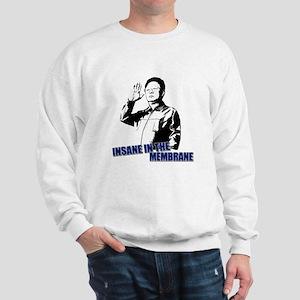 Kim Jong Il Insane Sweatshirt