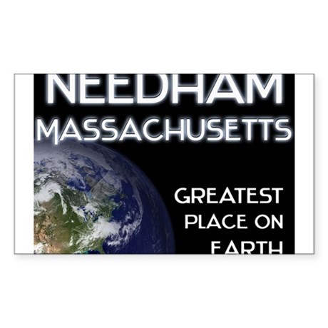 needham massachusetts - greatest place on earth St
