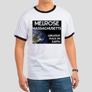melrose massachusetts - greatest place on earth Ri