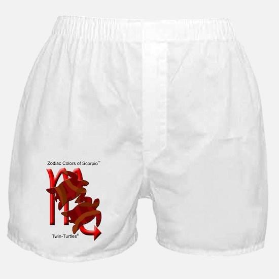 Cute Twin son Boxer Shorts