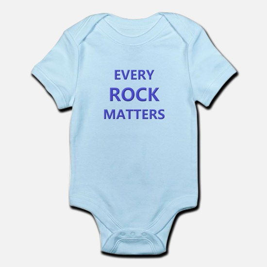 EVERY ROCK MATTERS Body Suit