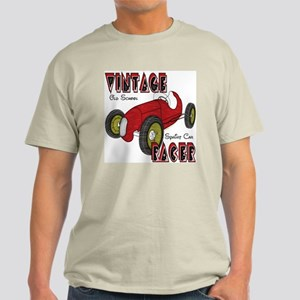 Sprint Car Vintage Racer Light T-Shirt
